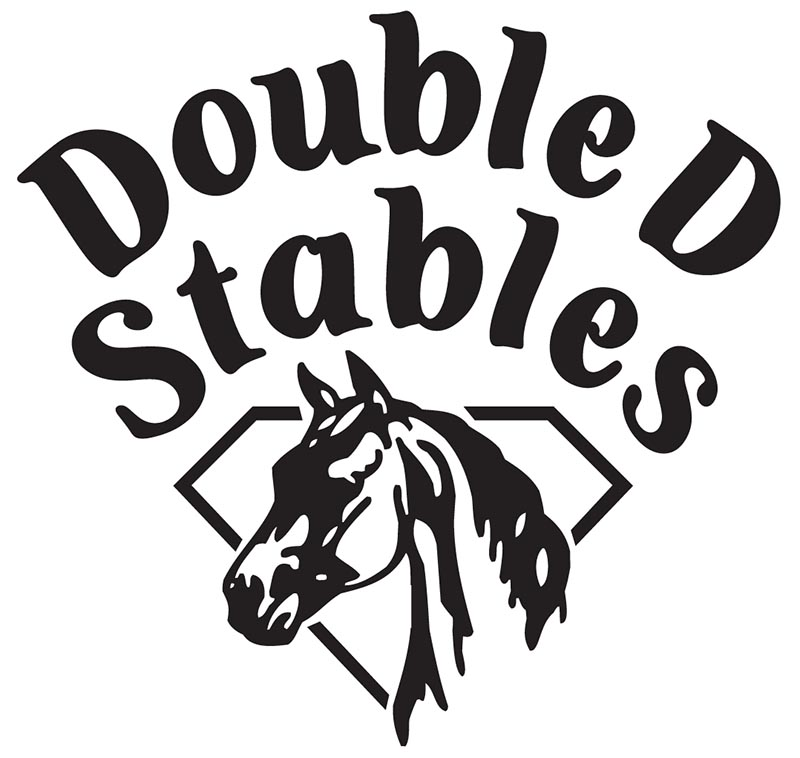 Double D Stables, Ltd. (Logo Design)