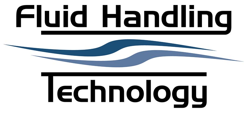 Fluid Handling Technology - Riverbend Hose Specialty (Logo Design)
