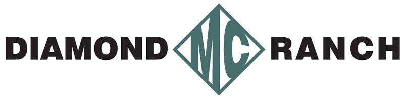 MC Diamond Ranch (Logo Design)