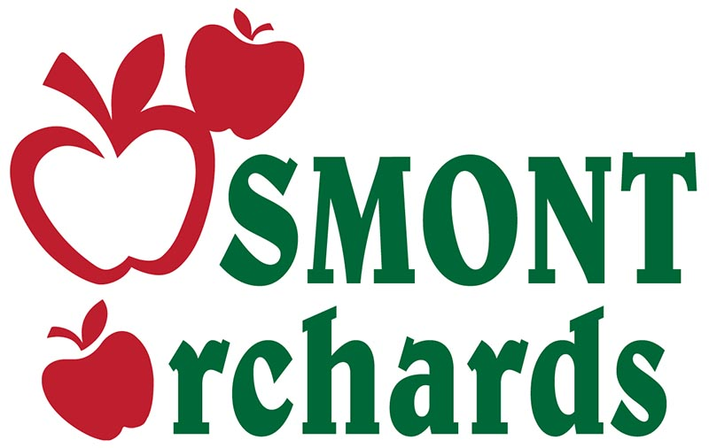 Osmont Orchards (Logo Design)