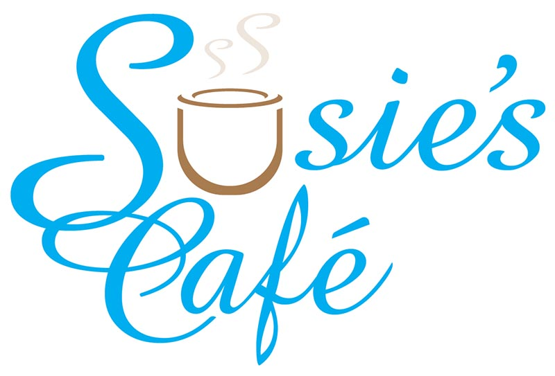 Susie's Cafe - Coffee and Griddle (Logo Design)